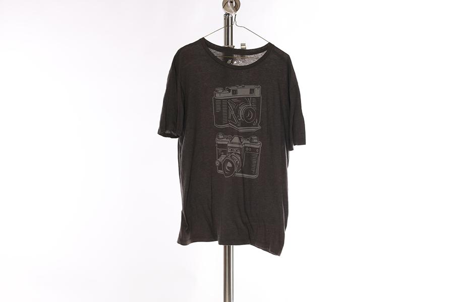 Retro Camera T-Shirt Image