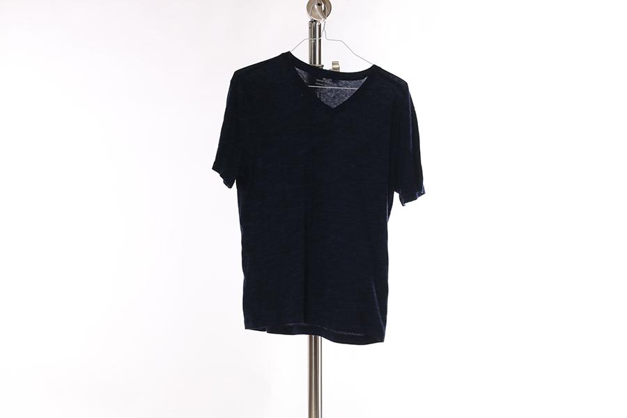 Blue Black Banana Republic T-Shirt Image