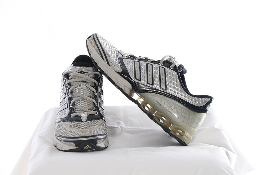 Siver Gray Adidas Image