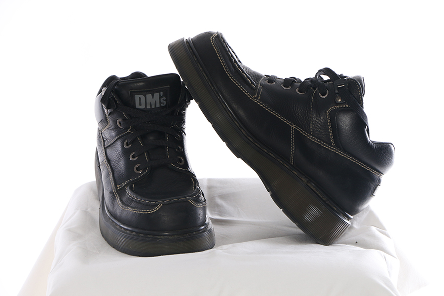 Black Boots Dr. Martens Image
