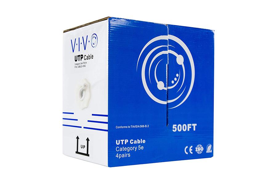 VIVO 500 ft Bulk Cat5e Ethernet Cable CABLE-V002 Image