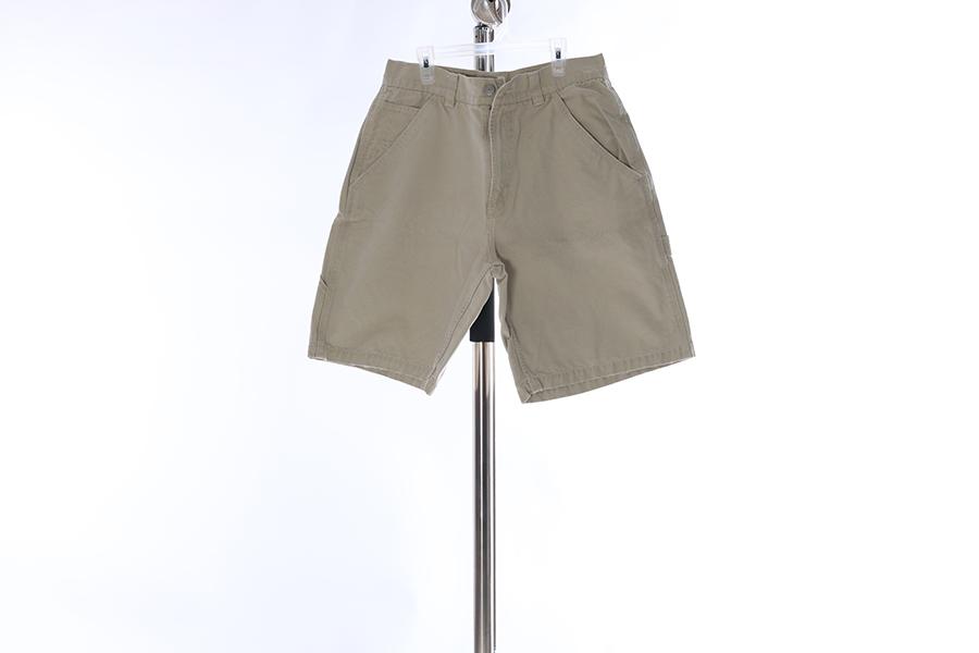 Khaki American Eagle Shorts Image