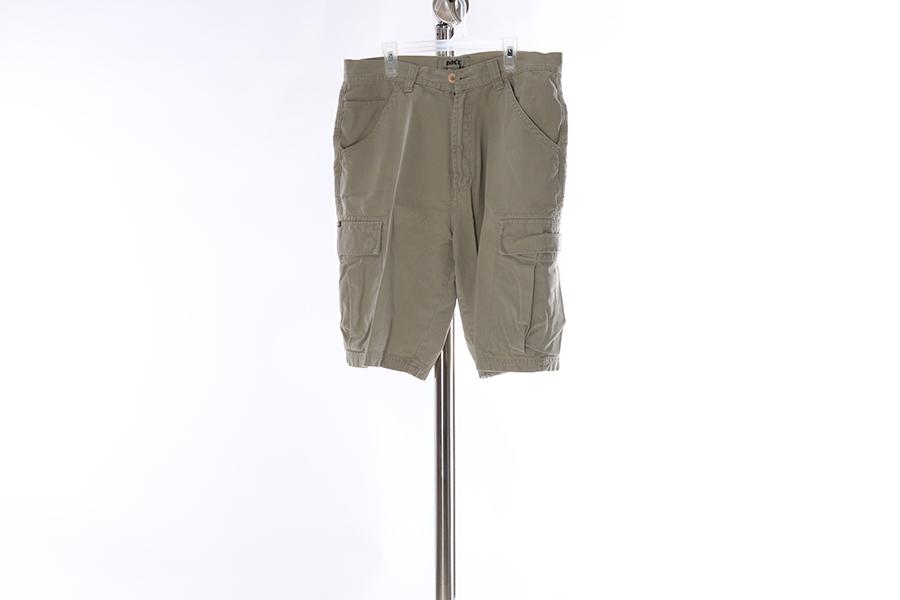 Khaki BKE Shorts Image