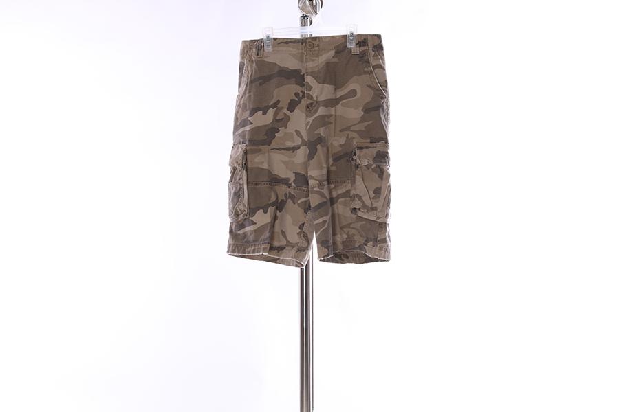 Camouflage Faded Glory Shorts Image