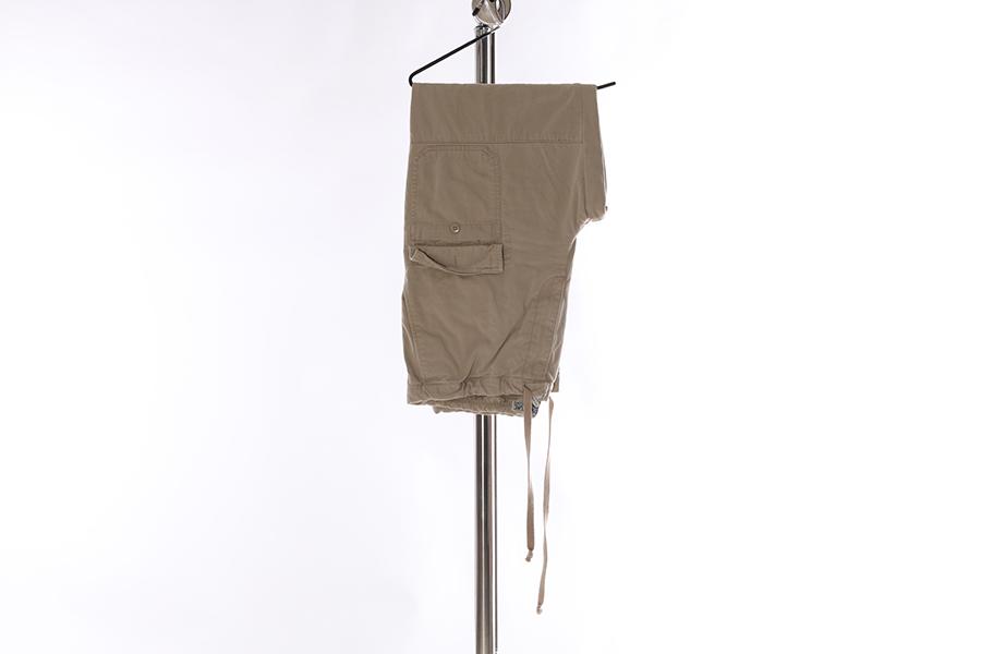 Khaki Structure Pants Image