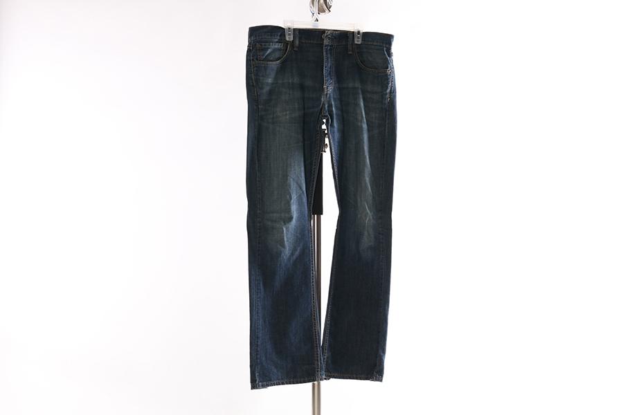 Levis 527 Blue Jeans Image